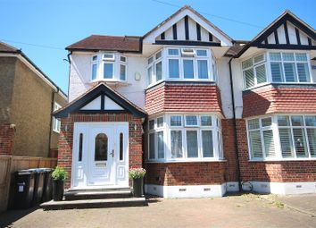 Thumbnail 5 bed semi-detached house for sale in Gloucester Gardens, Cockfosters, Barnet