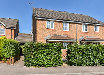 Thumbnail 3 bed semi-detached house for sale in Berry Way, Andover