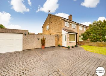 Thumbnail 3 bed semi-detached house for sale in Scott Road, Normanby, Middlesbrough, Cleveland