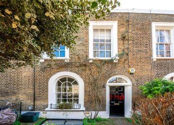 Thumbnail 3 bed terraced house for sale in Canonbury Grove, London