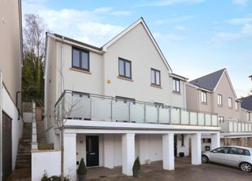 Thumbnail 4 bed semi-detached house for sale in Webster Close, Newton Abbot, Devon