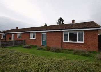 Thumbnail 3 bed semi-detached bungalow for sale in The Close, Bierton, Aylesbury