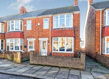 Thumbnail 3 bed terraced house to rent in Mill Avenue, Grimsby