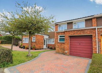 Thumbnail 3 bedroom terraced house for sale in Lumbards, Welwyn Garden City