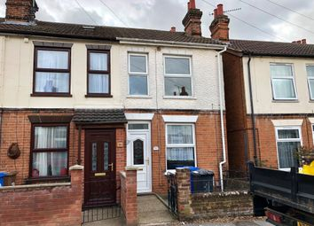 Thumbnail 2 bed end terrace house for sale in Riverside Road, Ipswich