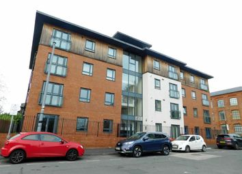 Thumbnail 1 bed flat for sale in Mac Court, St Thomas's Place, Stockport