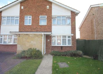 Thumbnail 3 bed semi-detached house to rent in Clare Way, Bexleyheath