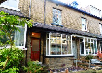 Thumbnail 4 bed terraced house for sale in Leyburn Grove, Shipley
