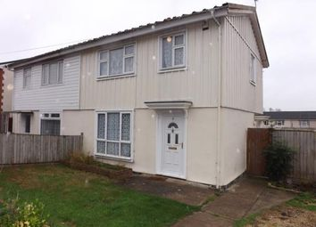 Thumbnail 3 bedroom semi-detached house for sale in Wavell Road, Swindon, Wiltshire