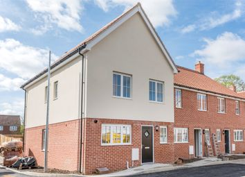 Thumbnail 3 bedroom end terrace house for sale in High Street, Watton, Thetford