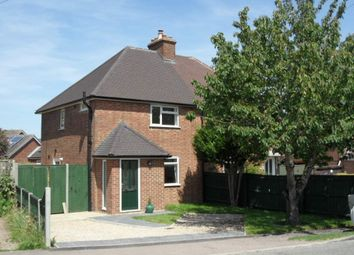 Thumbnail 3 bed semi-detached house to rent in Shelford Road, Fulbourn