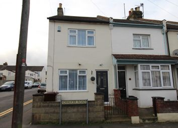 Thumbnail 1 bedroom flat to rent in Chaucer Road, Gillingham, Kent