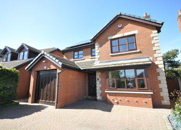 Thumbnail 4 bed detached house for sale in Greenacres, Freckleton, Preston, Lancashire