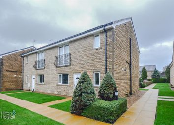 Thumbnail 2 bed flat for sale in Holme Bank Mews, Nelson