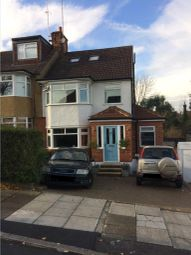Thumbnail 4 bed semi-detached house for sale in Monks Avenue, New Barnet