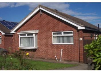 Thumbnail 2 bed bungalow to rent in Lumley Crescent, Maltby, Rotherham