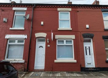 Thumbnail 2 bedroom terraced house to rent in Lawrence Grove, Wavertree, Liverpool