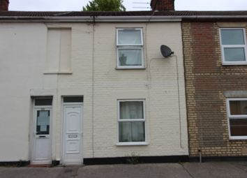 Thumbnail 3 bedroom terraced house to rent in Bevan Street West, Lowestoft