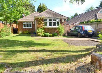Thumbnail 3 bed detached bungalow for sale in Shipley Bridge, Horley, Surrey