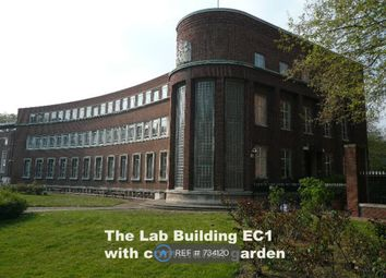 Thumbnail 1 bed flat to rent in The Lab Building, London