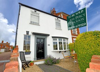 Thumbnail 4 bedroom semi-detached house for sale in Caldecote Street, Newport Pagnell
