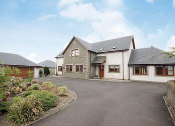 Thumbnail 5 bedroom detached house for sale in Bankfoot, Perth