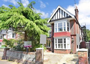 Thumbnail 3 bed flat for sale in Shakespeare Road, Worthing, West Sussex