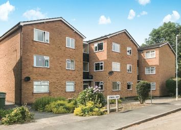 Thumbnail 2 bed flat for sale in Stonehill Court, Great Glen, Leicester