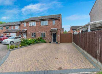 3 bed semi-detached house for sale in Southfield Close, Leicester LE2