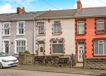 Thumbnail 3 bed terraced house for sale in Bettws Road, Brynmenyn