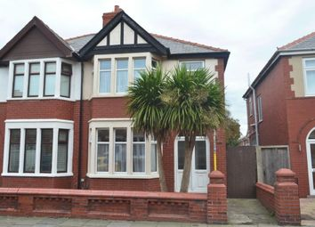 Thumbnail 3 bed semi-detached house for sale in Dorchester Road, Blackpool