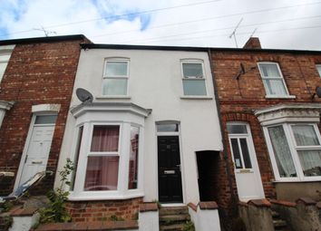 Thumbnail 2 bed terraced house for sale in Victoria Terrace, Lincoln