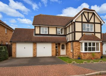 Thumbnail 4 bed property for sale in Kendal Meadow, Chestfield, Whitstable