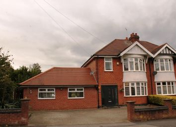 Thumbnail 3 bed semi-detached house for sale in Norman Street, Ilkeston