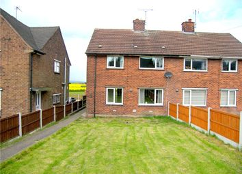Thumbnail 3 bedroom semi-detached house for sale in Derwent Drive, Tibshelf, Alfreton