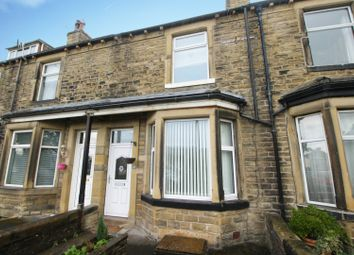 Thumbnail 3 bed terraced house for sale in Aireville Street, Keighley, West Yorkshire
