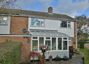 Thumbnail Terraced house for sale in Alpine Close, Oakham