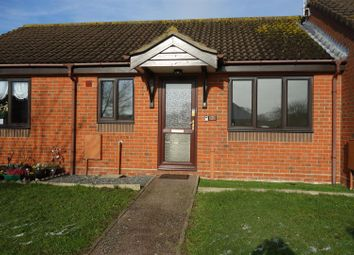 Thumbnail 1 bed semi-detached bungalow to rent in Herivan Gardens, Oulton, Lowestoft