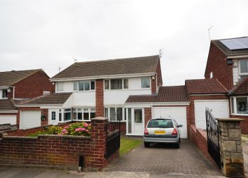 Thumbnail 3 bed semi-detached house for sale in Spa Well Drive, Sunderland