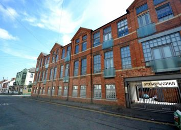 Thumbnail 2 bed flat for sale in Clare Street, Northampton