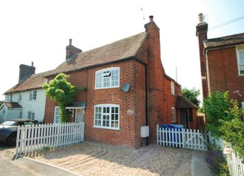 Thumbnail 2 bed end terrace house for sale in Forge Cottage, Goodnestone, Faversham
