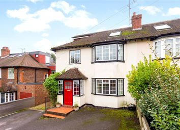 Thumbnail 5 bed semi-detached house for sale in Fordington Avenue, Winchester, Hampshire