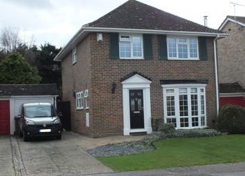 Thumbnail 4 bed detached house for sale in Laxton Way, Faversham