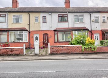 Thumbnail 2 bed terraced house for sale in Lumb Lane, Droylsden, Manchester