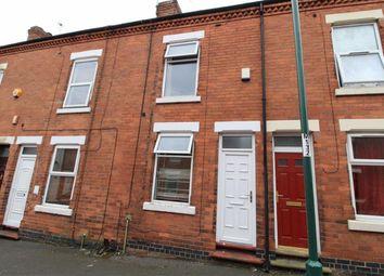 Thumbnail 2 bed terraced house for sale in Merchant Street, Bulwell, Nottingham