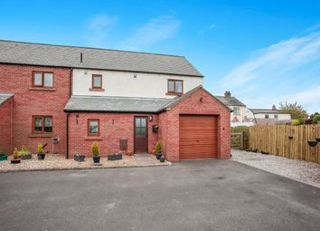 Thumbnail 4 bedroom semi-detached house for sale in Wheatsheaf Court, Abbeytown, Wigton