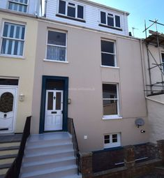 Thumbnail 3 bed terraced house for sale in Chevalier Road, St. Helier, Jersey