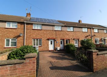 Thumbnail 3 bed terraced house for sale in Bailey Road, Newark