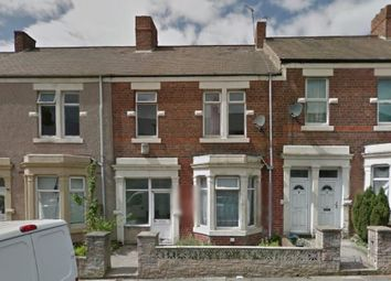 Thumbnail 3 bed terraced house for sale in Gallant Terrace, Wallsend, Tyne And Wear
