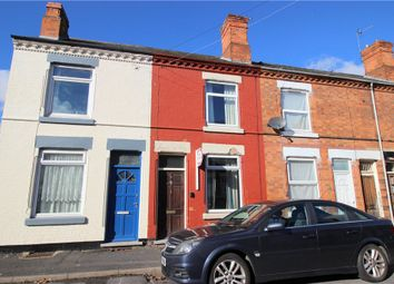 Thumbnail 2 bed terraced house for sale in Archer Street, Derby